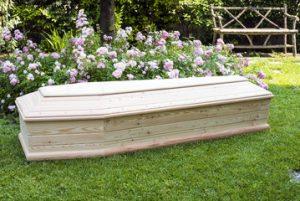 Funerali in forma privata